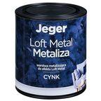 Warstwa metalizująca LOFT METAL METALIZA 0.4 l Cynk JEGER