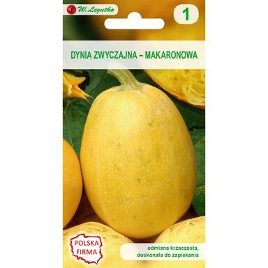 Nasiona warzyw PYZA Dynia zwyczajna makaronowa (Cukinia) W. LEGUTKO