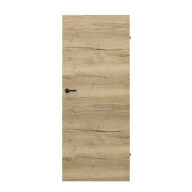 Skrzydło drzwiowe pełne Resist 7.1 Dąb Halifax 80 Prawe Porta