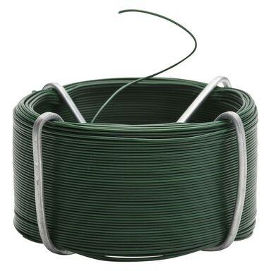 Drut stalowy powlekany 1.4mm x 30m zielony STANDERS