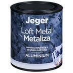 Warstwa metalizująca LOFT METAL METALIZA 0.4 l Aluminium JEGER