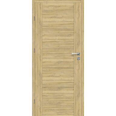 Skrzydło drzwiowe pełne Malibu Dąb Bawaria 70 Lewe Voster