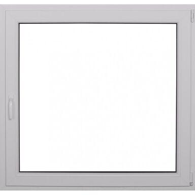 Okno PCV 2-szybowe O16 Białe 1165 x 1135 mm