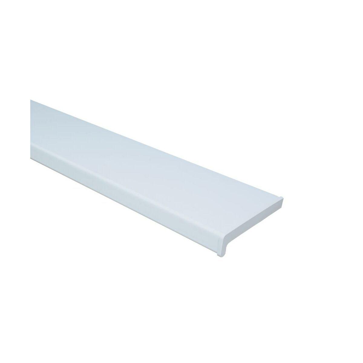 Parapet WEWNĘTRZNY PVC Biały