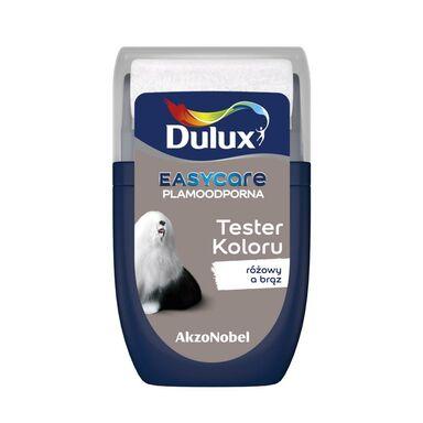 Tester farby Dulux Easycare Różowy a brąz 30 ml