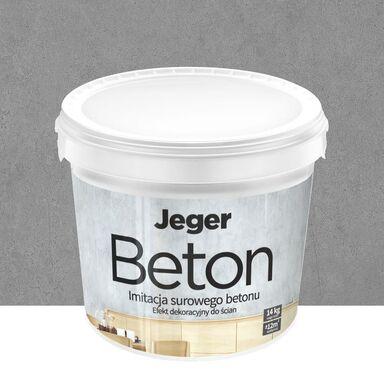 Efekt dekoracyjny BETON 14 kg Genova JEGER