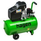 Kompresor olejowy TTDC50L 50 l 8 bar HAGEN