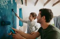 Czym kierować się przy wyborze farby do pokoju dziecka?