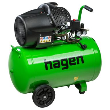 Kompresor olejowy TTDC100LV 100 l 8 bar HAGEN