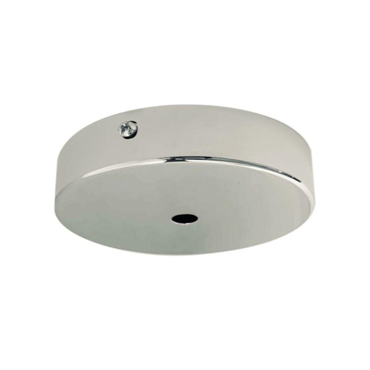Podsufitka Metalowa Pojedyncza Inox Lh0705 Oprawki W Atrakcyjnej Cenie W Sklepach Leroy Merlin