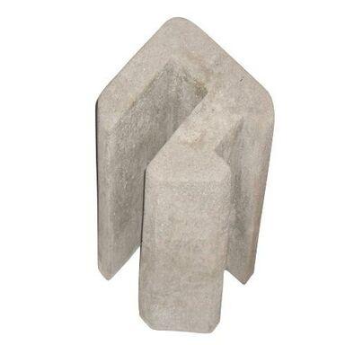 Łącznik betonowy narożny 23x31x30cm