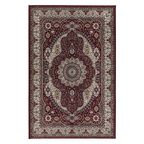 Dywan ASPHAN bordowy 160 x 230 cm wys. runa 7.5 mm MULTI-DECOR