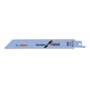 Brzeszczot do piły szablastej FLEXIBLE FOR METAL S922BF BOSCH
