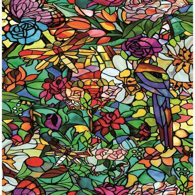 Okleina dekoracyjna TULIA szer. 45 cm D-C-FIX