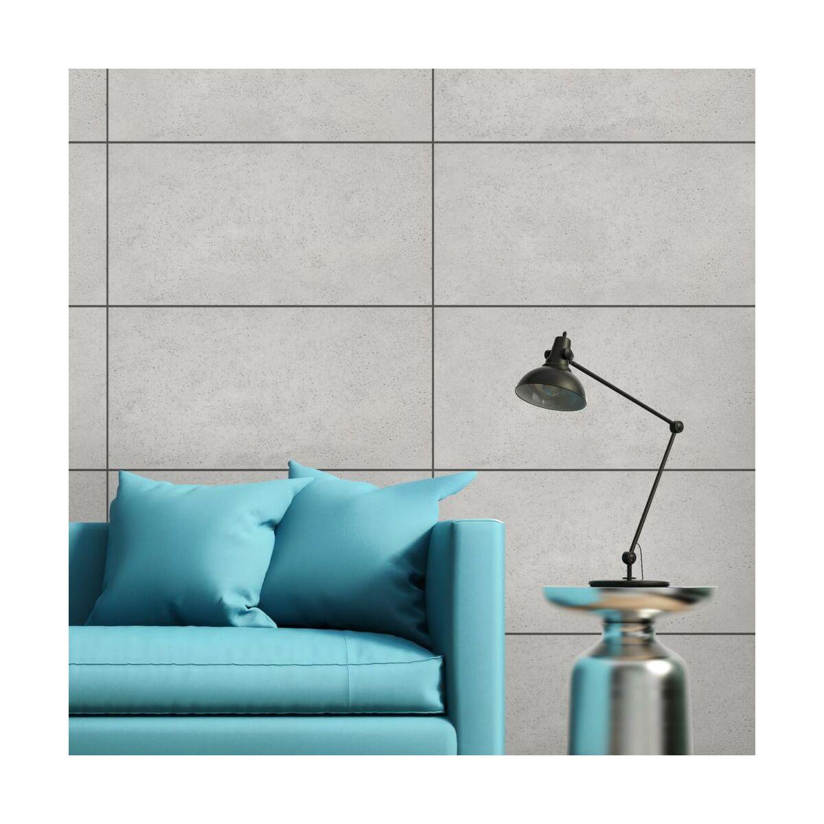 Beton Architektoniczny Jasny Cement 40 X 80 Cm Steinblau Kamien Elewacyjny I Dekoracyjny W Atrakcyjnej Cenie W Sklepach Leroy Merlin
