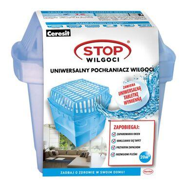 Pochłaniacz wilgoci STOP WILGOCI uniwersalny 450 g CERESIT
