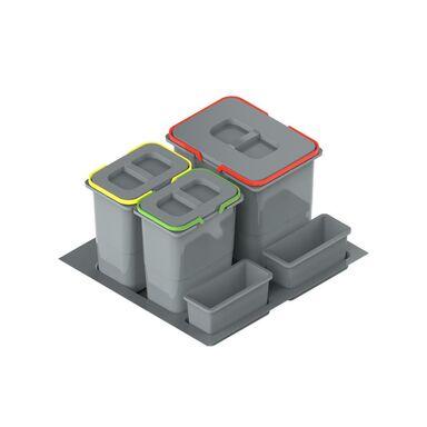 Kosz na śmieci Praktiko 60 1 x 20/2 x 9 l Rejs