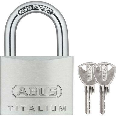 Kłódka pałąkowa TITALIUM 727TI/45 ABUS