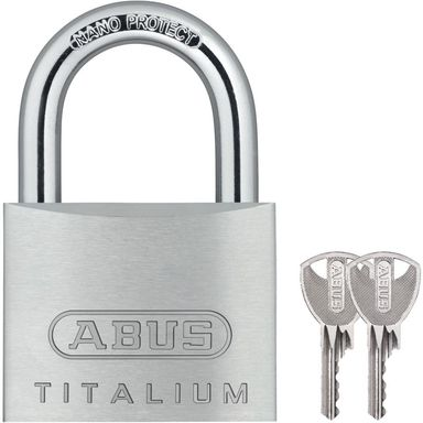 Kłódka pałąkowa TITALIUM 727TI/50 ABUS