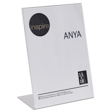 Ramka plexi Anya 13 x 18 cm Inspire