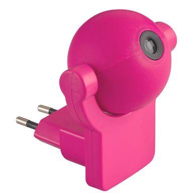 Lampka projektorowa WRÓŻKA różowa LED WOFI