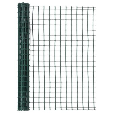 Siatka plastikowa 1 x 5 m zielona MEGASQUARE NORTENE