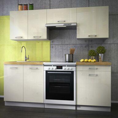 Zestaw mebli kuchennych LOTTA kolor Kremowy CLASSEN  Meble kuchenne w zestaw   -> Kuchnie Inspiracje Leroy Merlin