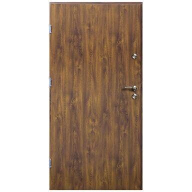 Drzwi wejściowe TRO ARTE Dąb 90 Lewe OK DOORS TRENDLINE