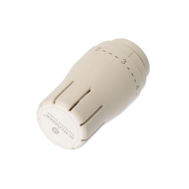 Głowica termostatyczna M30 x 1.5 DIAMANT STD PERŁOWO-BIAŁY SCHLOSSER