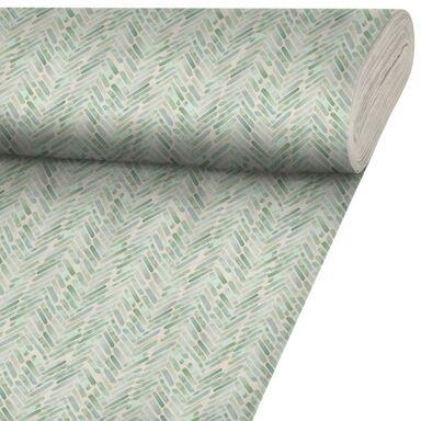 Tkanina na mb AVARI zielona szer. 140 cm INSPIRE