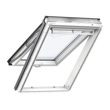 Okno dachowe VELUX, 2-szybowe, 55 x 98 cm