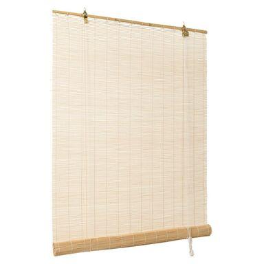 Roleta Bambusowa NATURAL 60 x 180 cm
