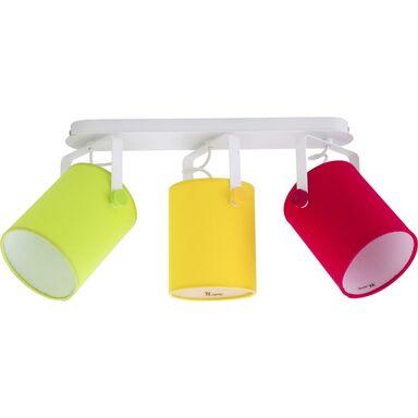 Lampa sufitowa RELAX kolorowa 3 x E27 TK LIGHTING
