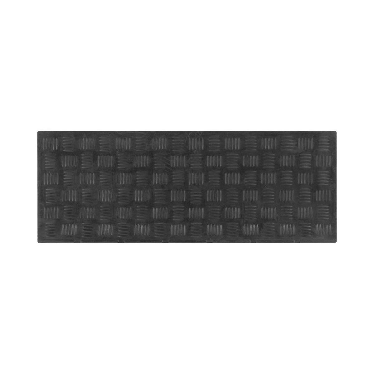 Nakladka Schodowa Czarna Gumowa 75 X 25 Cm Inspire Nakladki Schodowe W Atrakcyjnej Cenie W Sklepach Leroy Merlin