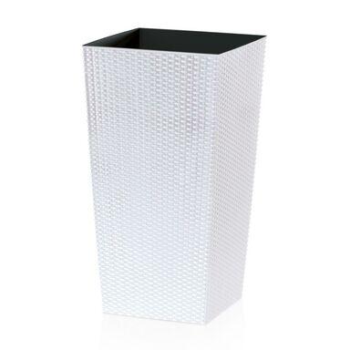Osłonka plastikowa 26.5 x 26.5 cm biała RATO SQUARE PROSPERPLAST