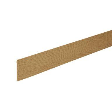 Osłona szyny sufitowej 250 cm dąb 50 mm KARTEN