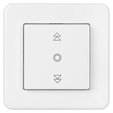 Włącznik żaluzjowy LEONA  Biały  SCHNEIDER ELECTRIC