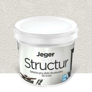 Efekt dekoracyjny STRUCTUR 15 kg kolor nr 4 JEGER