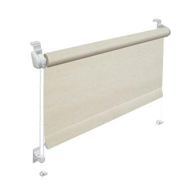 Roleta okienna FARO 73 x 150 cm kremowa