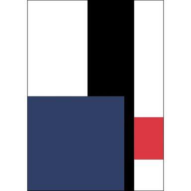 Kanwa Kwadraty 50 x 70 cm