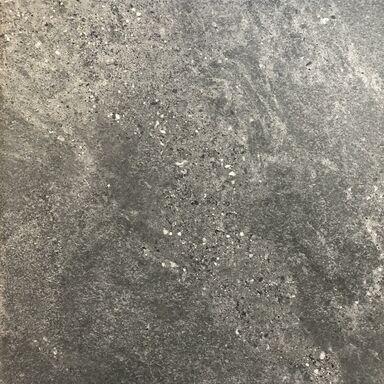 Gres szkliwiony GRANUM CIEMNOSZARY 40 X 40 CERAMIKA GRES