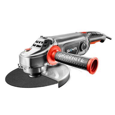 Szlifierka kątowa 59G206 tarcza 230 mm  moc: 2400W  GRAPHITE
