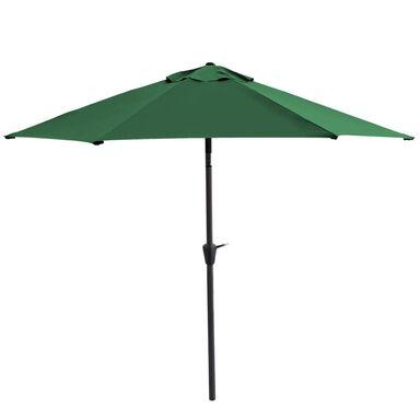 Parasol ogrodowy śr. 300 cm zielony HAVANA