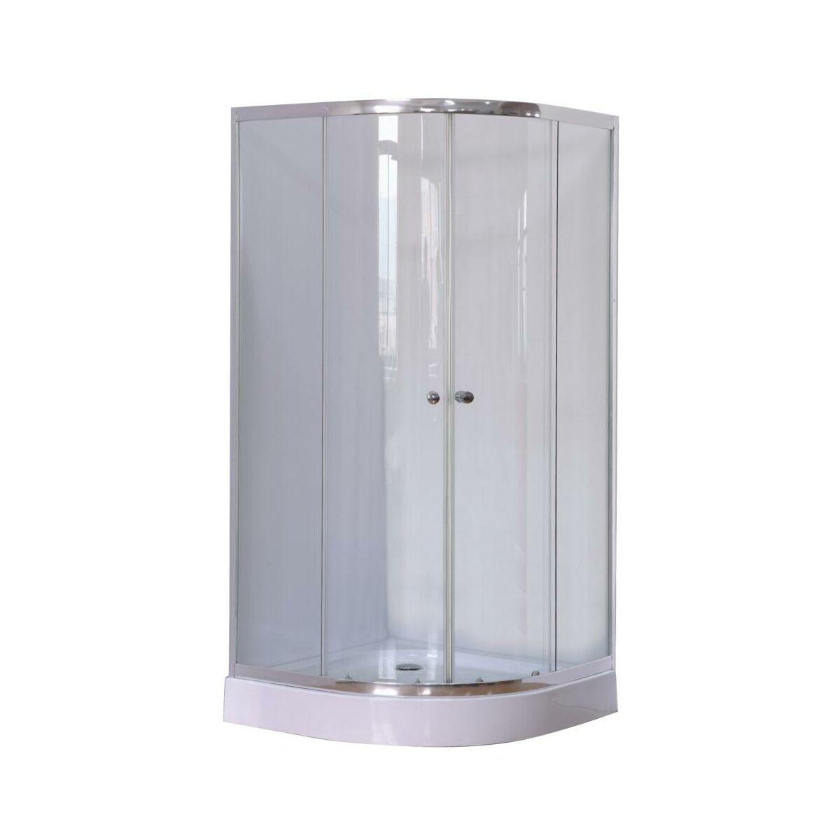 Kabina Prysznicowa 90 X 90 Tt120 Breezz Kabiny Prysznicowe W Atrakcyjnej Cenie W Sklepach Leroy Merlin
