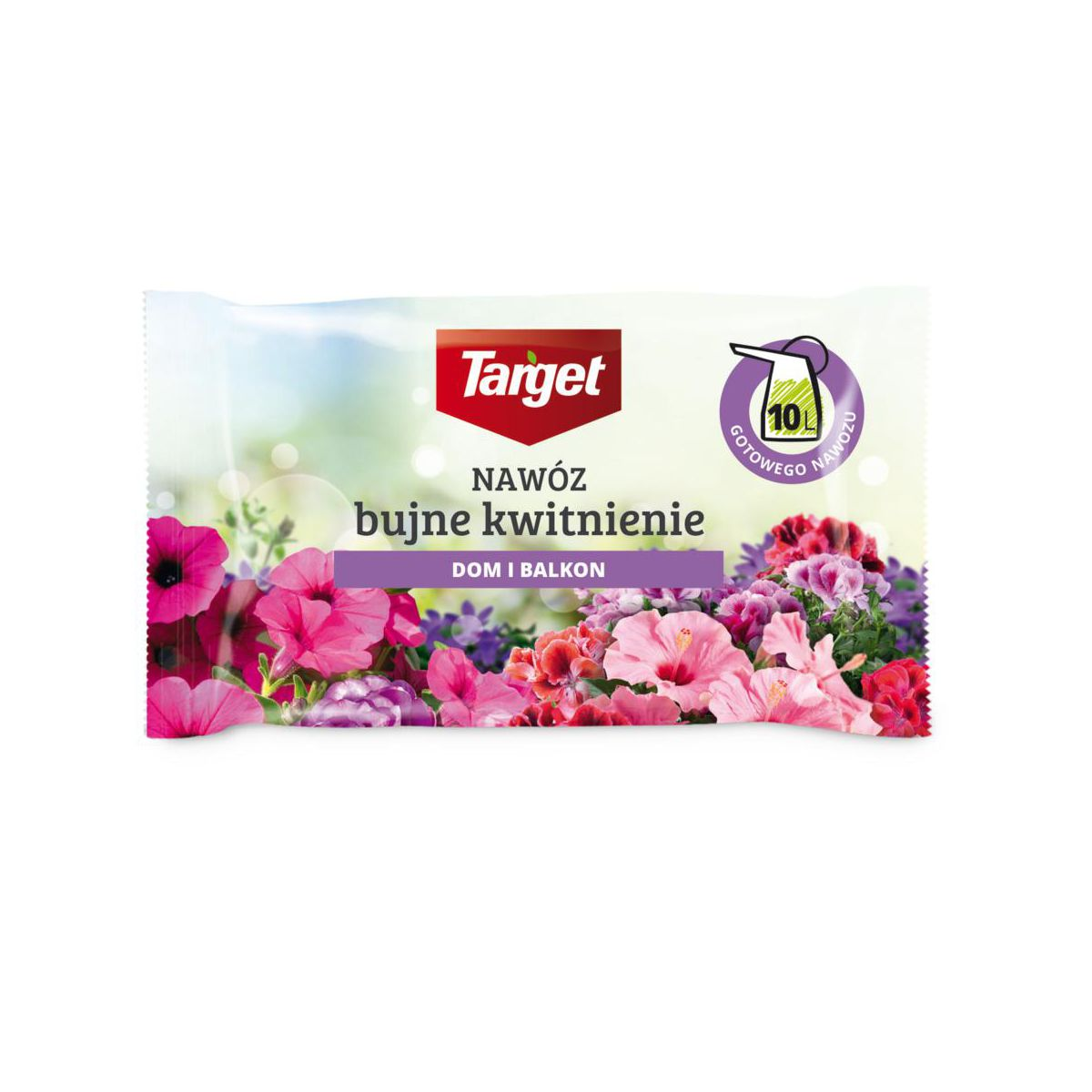 Nawóz do roślin balkonowych i pokojowych 10 ml TARGET