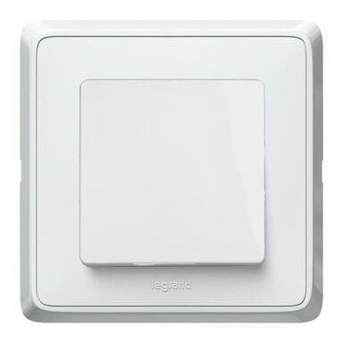 Włącznik schodowy CARIVA  biały  LEGRAND