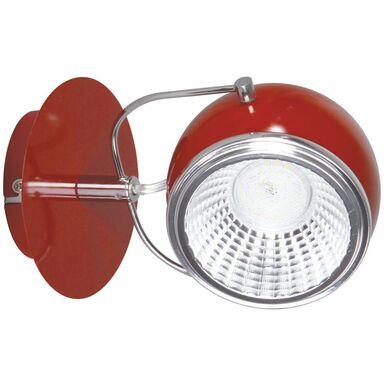 Reflektorek BALL czerwony GU10 SPOT-LIGHT