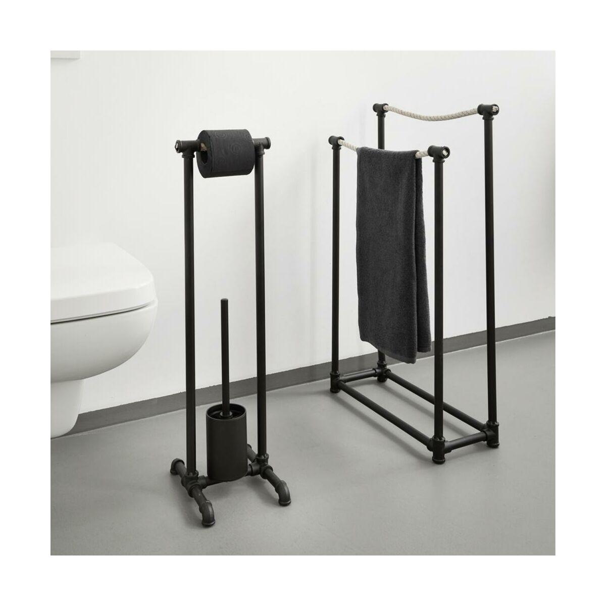 Stojak Na Papier Toaletowy I Szczotke Toaletowa Osuna Wenko Stojaki Na Papier Toaletowy W Atrakcyjnej Cenie W Sklepach Leroy Merlin