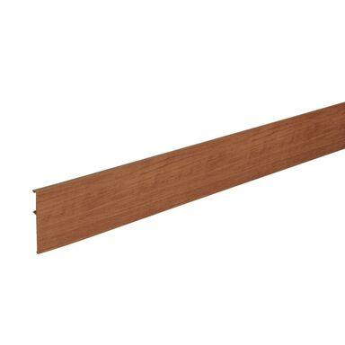 Osłona szyny sufitowej 500 cm czereśnia 50 mm Inspire