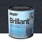 Farba do mebli BRILLANT 0.5 l Carbon Połyskujący brokat JEGER